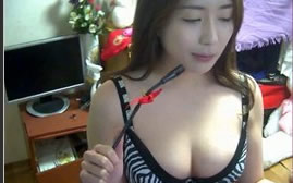 韩国性感女主播 EumSangMi01