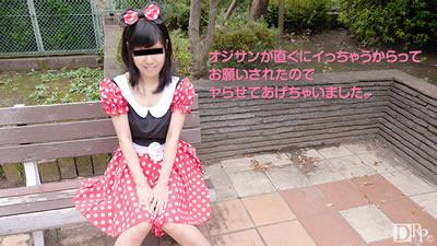 【040117_01】穿花裙子的美少女 云母娘娘