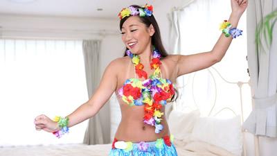 【021119_032】扭腰直到限界!魅惑的淫荡舞者 坂本美波