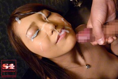 【SOE-800C】超强颜射,超强扫除口交 堀咲莉亚 第三集