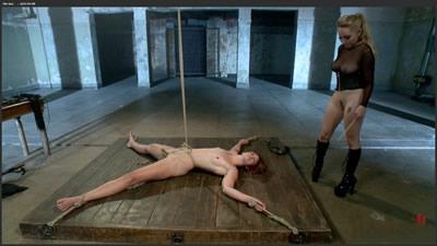 [欧美经典]    Aiden Starr Jodi Taylor Built For Punishment