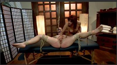 [欧美经典]Ella Nova Maitresse Madeline Marlowe The Pussy Parlor