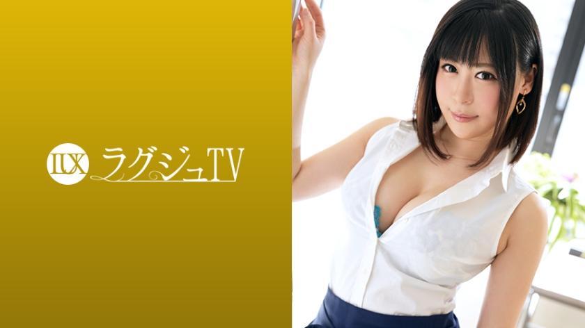 【259LUXU-937】    27岁的偶像女歌手    向美玲