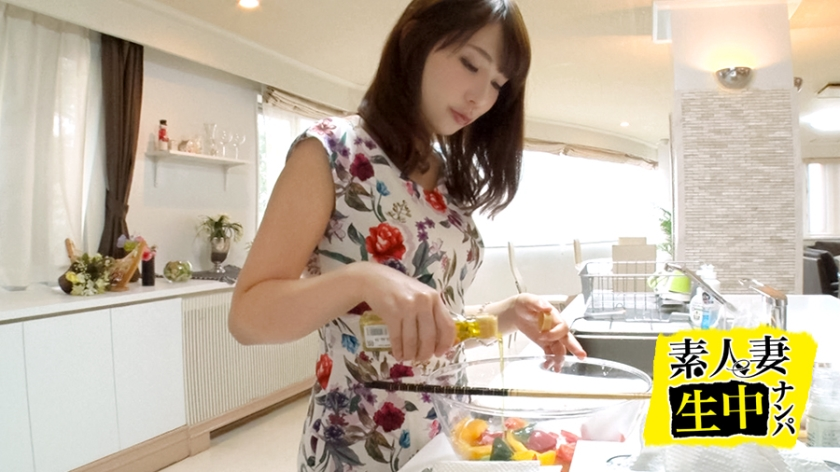 [300MIUM-332]   29岁 料理上手名人妻