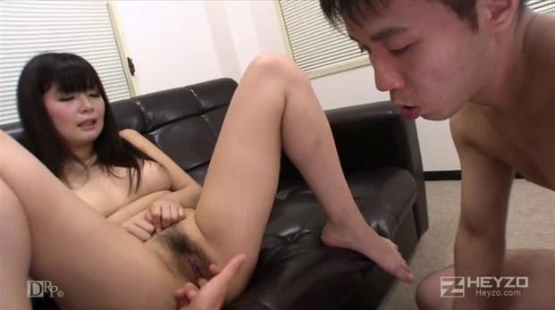 [HEYZO-0210]                 女优志望的巨乳素人和男优志望的童贞