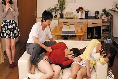【HUNTA-646】   继母的关系每天都能上妈妈朋友