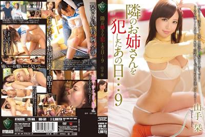 【RBD-581】    那天侵犯了隔壁的姐姐……9     山手栞