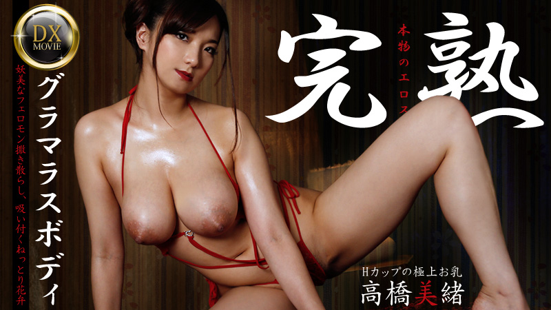 【heyzo_hd_0533】完熟女人情趣內衣的誘惑- 高橋美緒