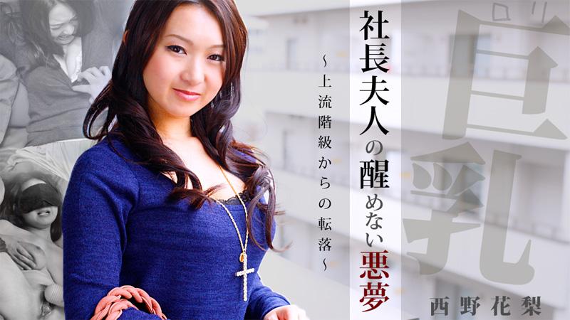 【heyzo_hd_0574】巨乳!社長夫人悪夢~上流階級転落 西野花梨