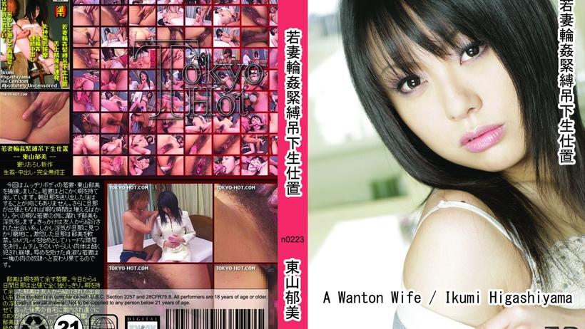 【n0223】若妻輪姦緊縛吊下生仕置 東山郁美