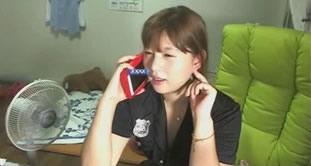 韩国性感女主播chyobiseu