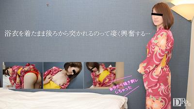 【082016_01】被卷入浴衣下摆的 泷川千里