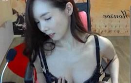 韩国性感女主播Rina02