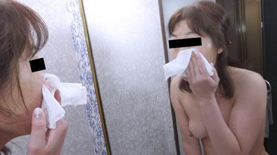 [040219_063]素颜熟女 〜比看见阴毛白髪还害羞!冈本诗织