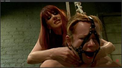 [欧美经典]    Claire Robbins Maitresse Madeline Marlowe Dirty Confessions Live Lesbian BDSM