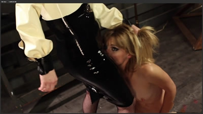 [欧美经典]	Cherry Torn Mona Wales Dominating A Dominatrix