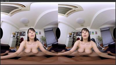 [AJVR-00010_A] 与即刻用尺&即位治愈的我专属香波小姐的化妆垫[身体上裸体往返接近的时候接吻&背面肛门超接近]和填埋的管子和管碰到的盖子骑乘位和充分对面坐位[生中出]史密斯
