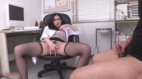 [HEYZO-0439] 美痴女~女医生的快乐治疗~