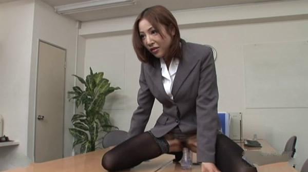 [HEYZO-0515] 被抓住弱点的干练美女秘书~被污染的高岭之花~