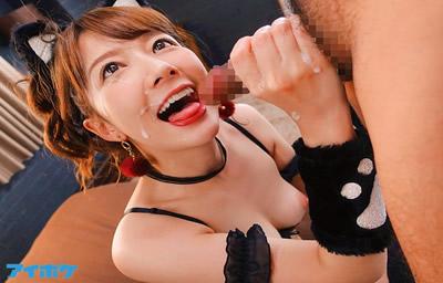【IPX-456】射精的贝壳状敏感肉棒