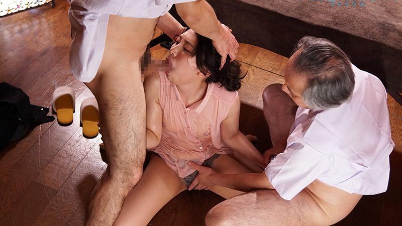 【PRED-193】    美臀若妻×浓厚的大叔被催淫按摩乌贼…