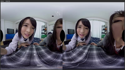 【WAVR00012_A】     【 VR】专用VR!!有一天,本来就感觉乳头很浓的我,得到了比自己高100倍的女人的乳头!!