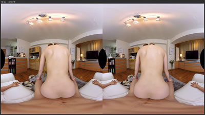 [WAVR00014_B] 排卵日多次要求中出的我的媳妇·忧和爱子制作SEX VR