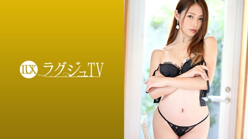 259LUXU-1191 妖艶胴體美女舞者性妄想滿足性慾